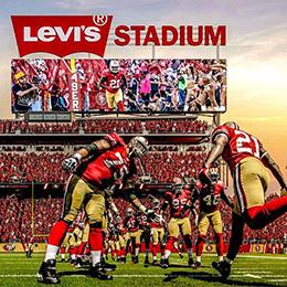 Levi's Stadium – SF 49ers